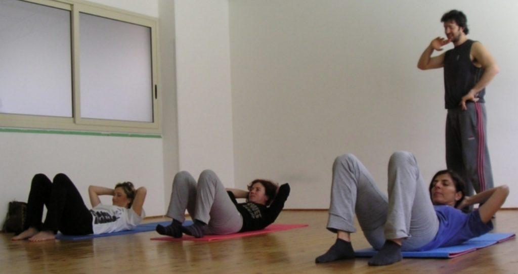 ginnastica dolce, ginnastica, ginnastica posturale, ginnastica corrattiva