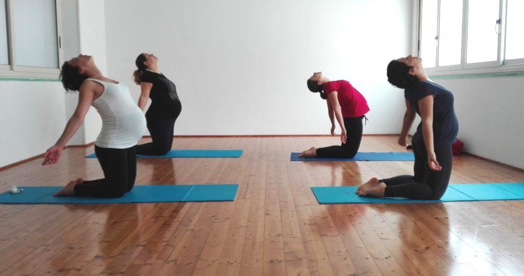 yoga in gravidanza, yoga per donne in gravidanza, yoga durante la gravidanza